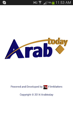 Arab Today - Tablet