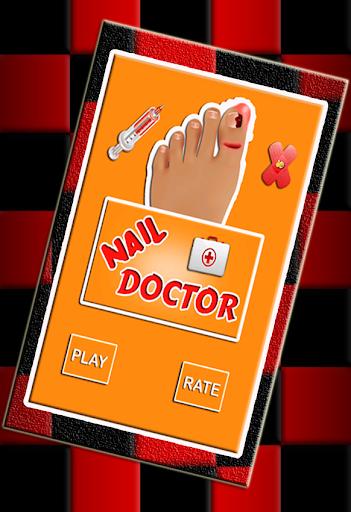 Nail Salon Doctor Fashion