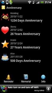 Anniversary- screenshot thumbnail