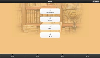 Screenshot of Bookville Mobile