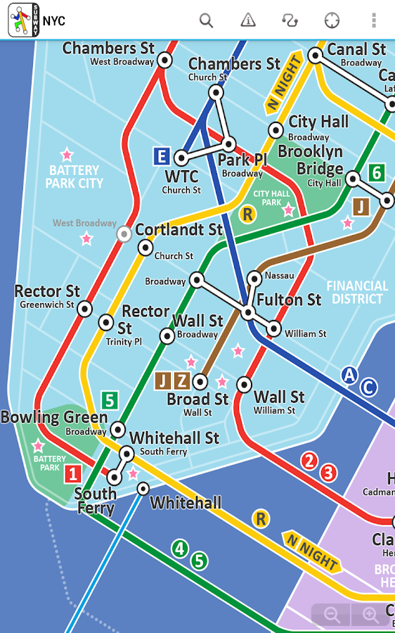 New York Subway by Zuti - screenshot