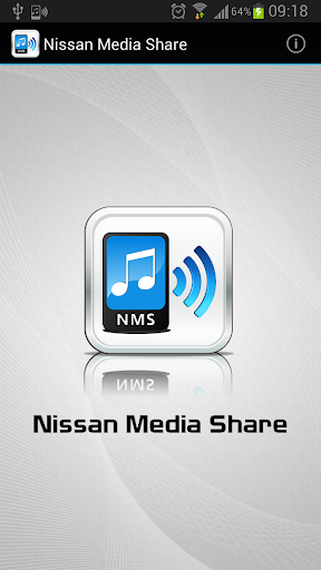 NMS Nissan Media Share