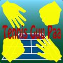 テニスペアぎめ「ぐ〜 と ぱ〜」 logo