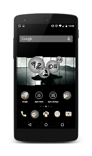 WhiteGold For CM11 Launchers
