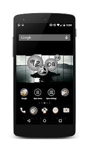 WhiteGold For CM11 & Launchers v1.0