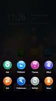 Screenshot of Shine GO Launcher Theme