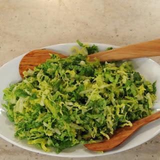 Shredded Romaine Salad