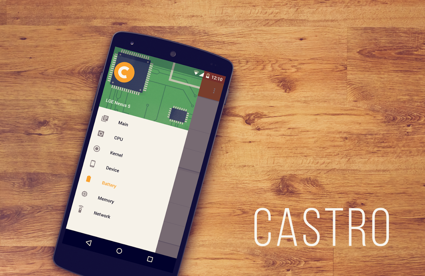 Castro - Android Apps on Google Play