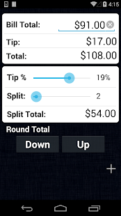 Tip Calculator Pro- screenshot thumbnail