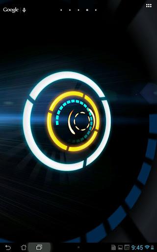 Movie Motion Light Theme free