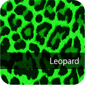 LimeGreenLeopard WallPaper4