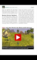 Screenshot of PC Games MMORE