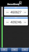 Screenshot of SecurEnvoy Soft Token