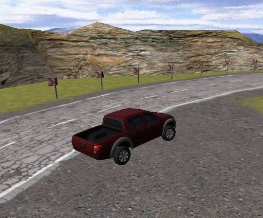 Pickup Truck Simulation 3D