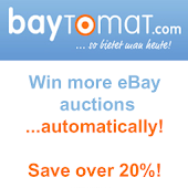 Baytomat Bid Sniper for eBay