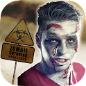 ZombieFaced -Free Zombie Booth icon