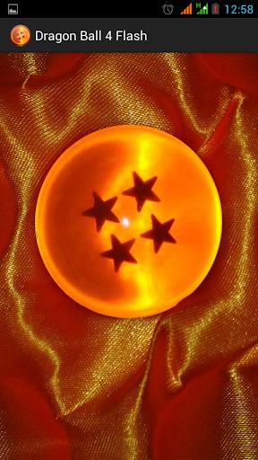 Flash 4 Dragon Ball