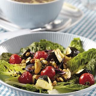 Toscaanse Groentesoep Met Een Courgette Salade