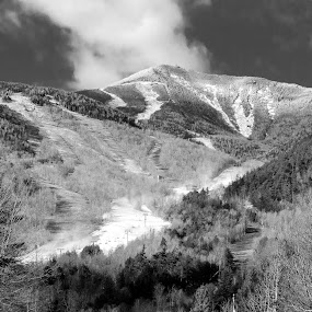 Whiteface by Kim Verstringhe - Landscapes Mountains & Hills ( #adirondacks, #winter, #whiteface, #skiing )