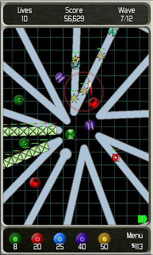 Geo-Invasion : Tower Defense