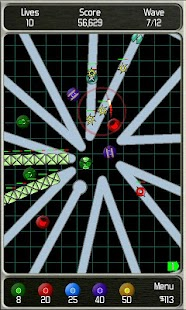 GeoInvasion-Tower-Defense