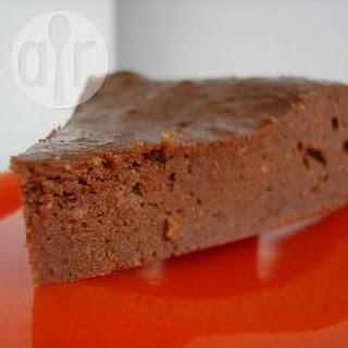 Chocolate Protein Cake.