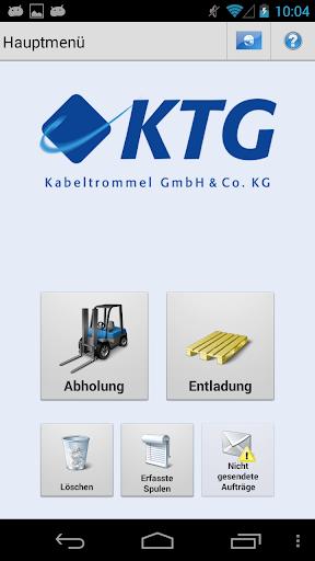 KTG-Abholung