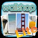 WallShop Wallpaper Creator LTE icon