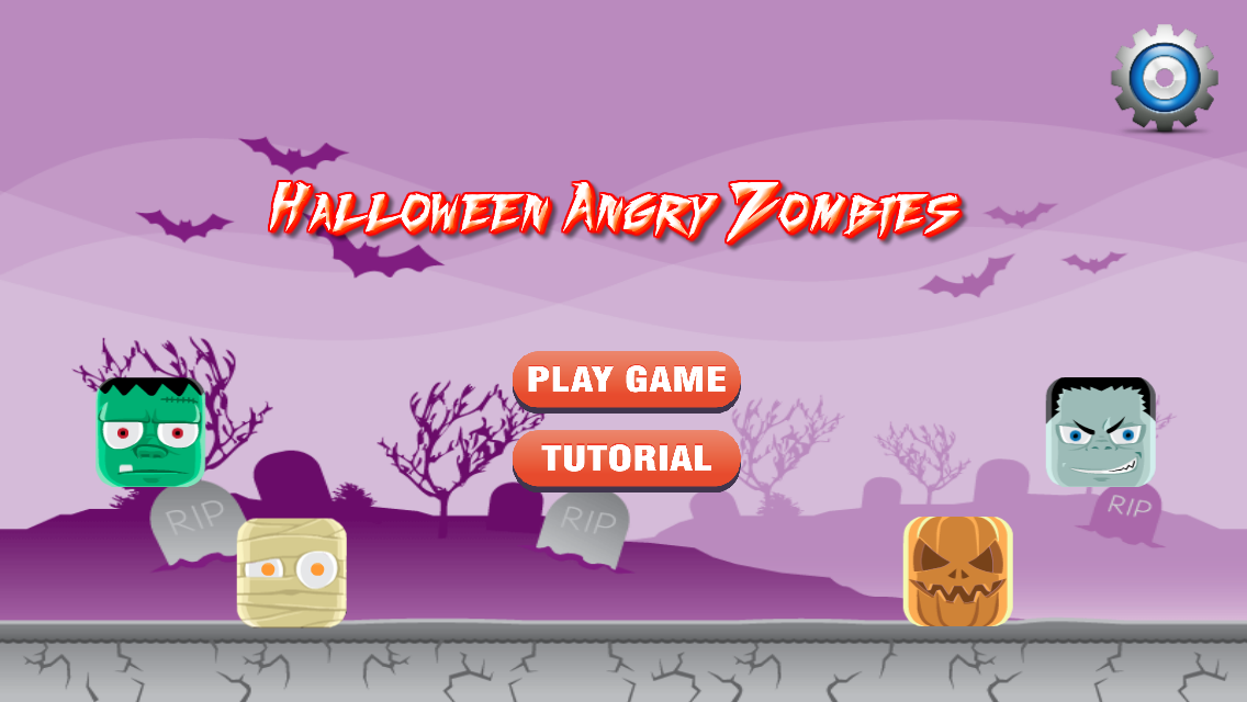 Angry Zombies - screenshot