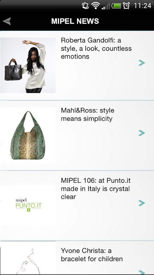 MIPEL The BagShow - Milan- screenshot