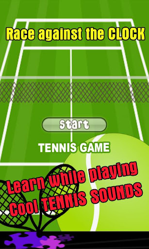 Tennis Games for Kids