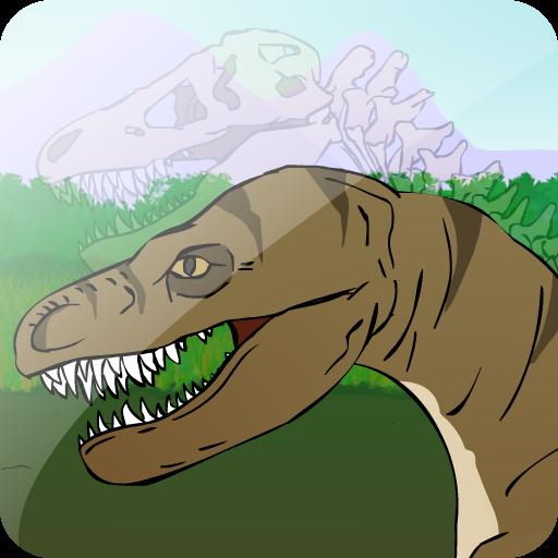 恐龙发掘:霸王龙 休閒 App LOGO-硬是要APP