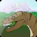 Excavación de Dinosaurio T-Rex icon