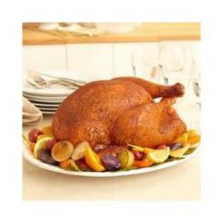 Sage-Rubbed Roasted Turkey