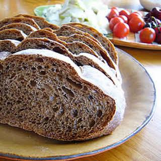 Russian Black Bread.