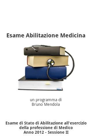 Esame Abilitazione Medicina
