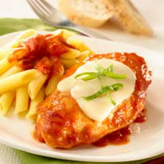 Chicken Margherita Recipes.