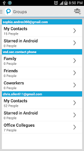 PiContacts (Contact Manager)- screenshot thumbnail