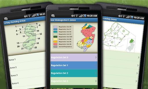 玩旅遊App|NJ Fishing & Hunting Guide免費|APP試玩