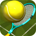 Ball Tennis Gold