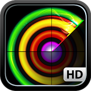 eRadar HD and weather alerts icon