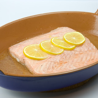 Baked Salmon - the best ever!.