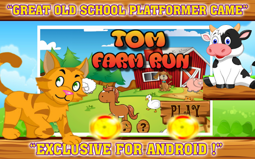 Tom Farm Run