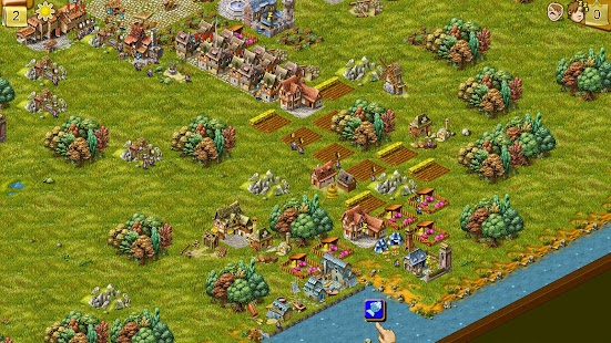 Townsmen 6 FREE- screenshot thumbnail