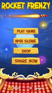 Rocket Frenzy screenshot