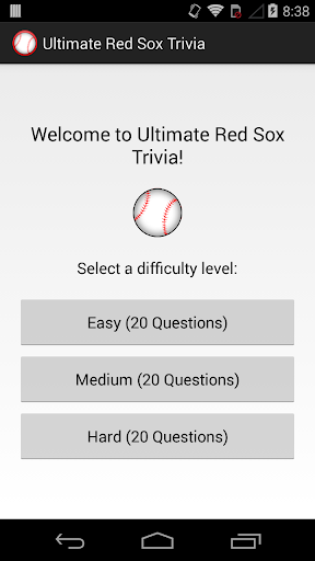 Ultimate Red Sox Trivia