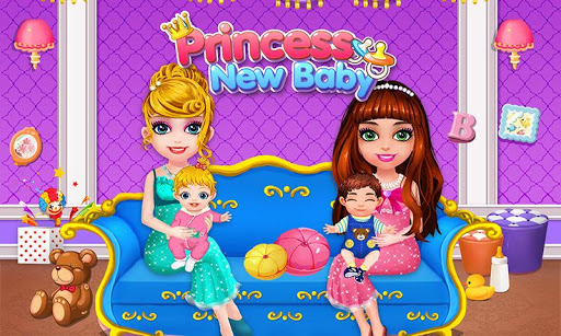 Newborn Princess: Mommy Baby