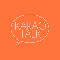 Simple Orange Kakaotalk Theme