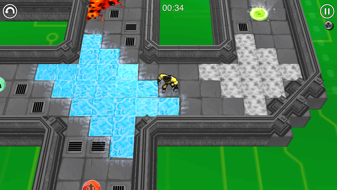 Ben 10 Game Generator 4D Lite Screenshot