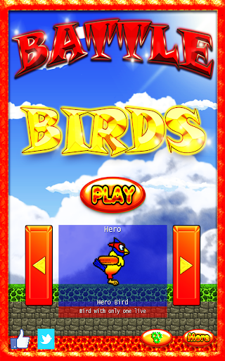 Battle Birds: Free Cool Game